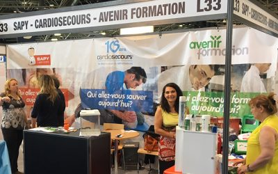 Avenir Formation au salon Preventica de Lyon