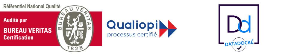 Référentiel Qualiopi processus certifié - Datadocké